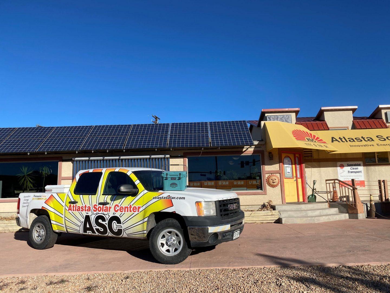 Atlasta Solar Center Solar Showroom Grand Junction, CO 81501
