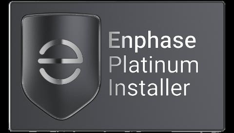Enphase Platinum Logo